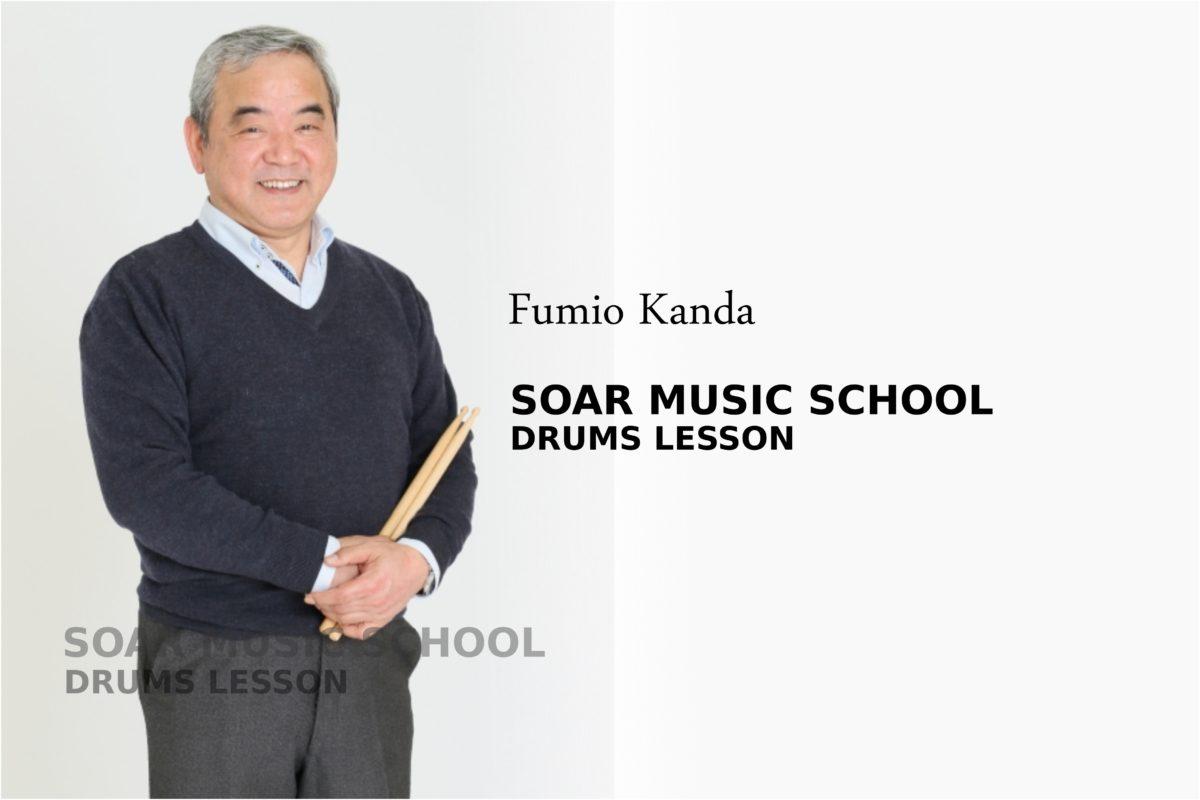 神田先生(ビッグバンド練習風景)